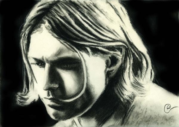 Kurt Cobain by chantal084